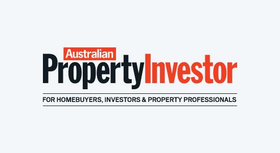 a logo of the Australian Property Investor