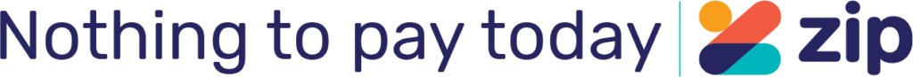 a graphic image with the Zip logo and the words 'Nothing to pay today'